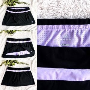 Adidas Climalite Skirt with shorts, size XL